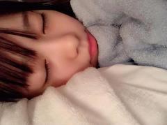 島崎遥香の寝顔がかわいすぎ「あなたは天使?」とファン絶賛