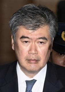 福田氏、セクハラ疑惑改めて否定