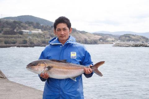 鹿屋市漁協㈱康成丸水産(こうせいまるすいさん)柿内さん