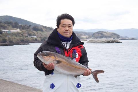 鹿屋市漁協㈱エフズクリエイト藤原専務