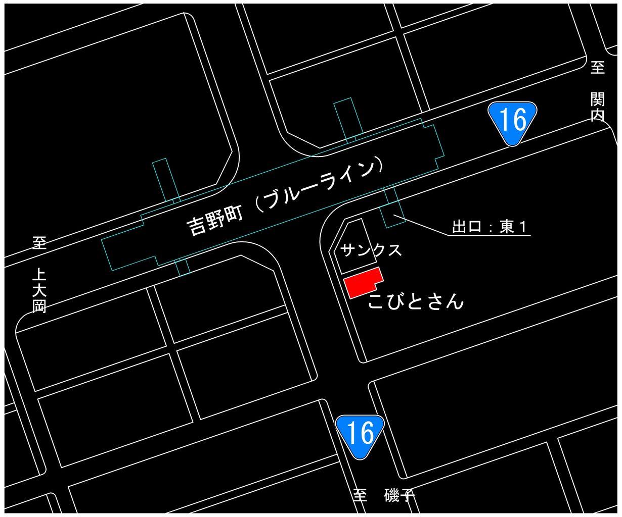 たこボーの日記 : 吉野町こびとさん map and notes