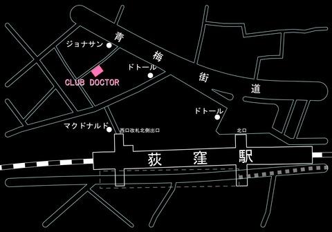 ★map_荻窪ドクター