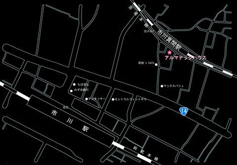 ★map_市川 アルマナックハウスver02 Model (1)