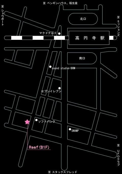 ★map_高円寺reef