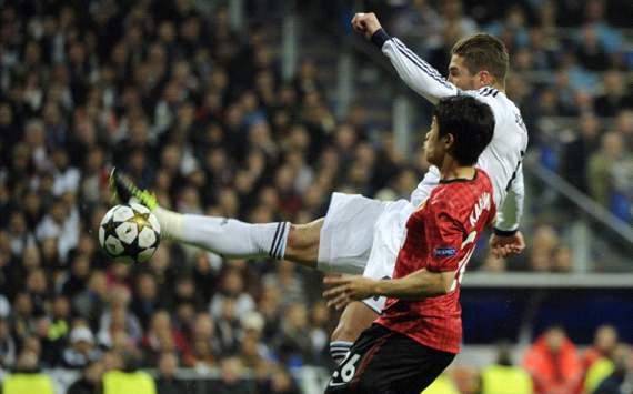 UEFA-CL決勝T1回戦1st レアル・マドリー×マンU、シャフタール・ドネツク×ドルトムントの結果