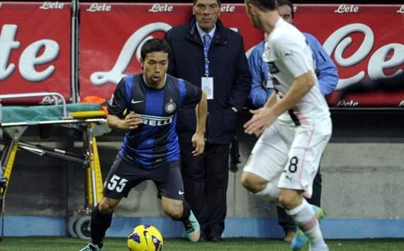 CSKAモスクワ、敵地でアンジに完敗、本田はフル出場  インテルがオウンゴールで公式戦5戦ぶり勝利