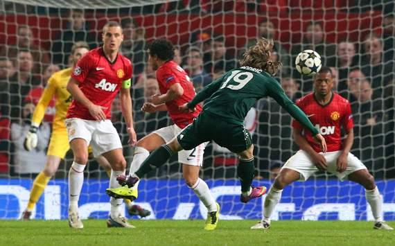 UEFA-CL決勝T1回戦2nd マンチェスター・ユナイテッド×レアル・マドリード、ドルトムント×シャフタール・ドネツクの結果