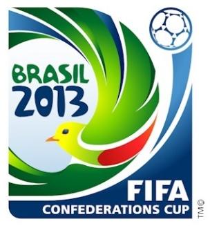 コンフェデ決勝 ブラジル×スペインの結果