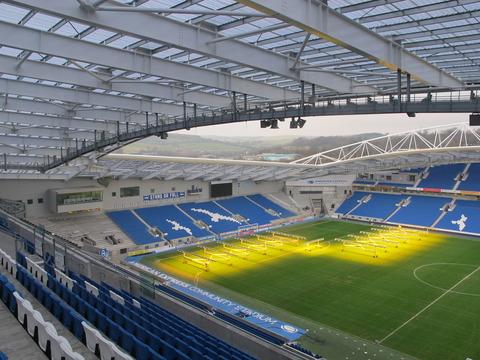Brighton & Hove Albion3