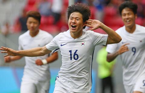 """""""アキレス腱重傷""""韓国代表選手がW杯前に致命的な負傷!!〈ディジョン所属〉"""