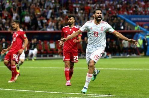 【速報】試合終了[1-0]スペイン、イラン相手に苦勝!!