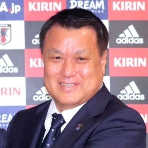 JFA田嶋会長が森保JAPANを称賛『練習ほとんどしていないのに良かった』