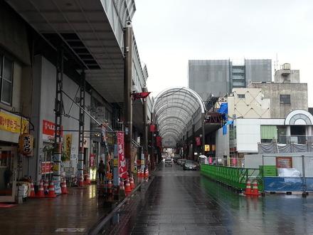 熊本市東区健軍商店街