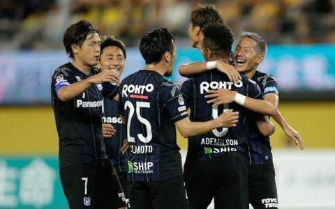 G大阪、土壇場ゴールで勝ち点3をもぎ取る…仙台はリーグ戦2連敗