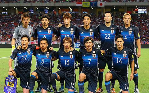 日本代表が2016年のスケジュールを発表。キリンカップが5年ぶり復活…吹田でも開催