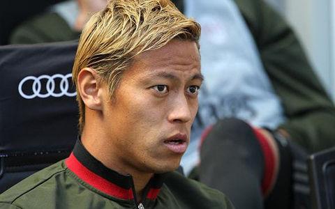 本田圭佑、本拠地ラストゲームに出場か。主力出場停止でチャンス到来の可能性