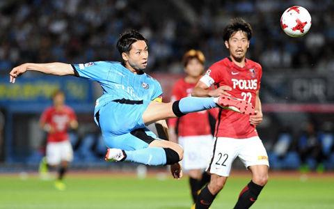 川崎が4ゴールで浦和に圧勝…2試合9ゴールの好調攻撃陣、阿部が10試合8得点