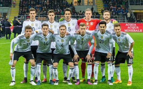 コンフェデ杯に臨むドイツ代表メンバーが決定…ミュラーやエジルら主力は選外に