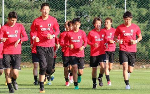 久保建英、「1試合1試合真剣に戦いたい」。U-20代表がW杯開催地の韓国入り