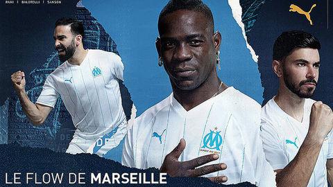 酒井のマルセイユ、2019-20新ユニフォームを発表…レプリカは120周年仕様に