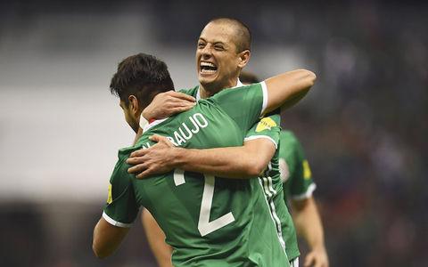 チチャリートがメキシコ代表の最多得点記録者に…コスタリカ戦で通算46ゴール目を記録