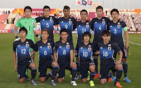 U-23日本代表×サウジアラビア代...