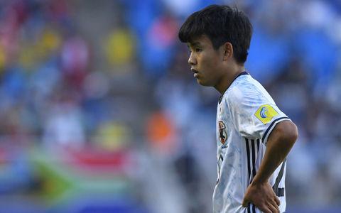 U20日本代表対ウルグアイ代表、先発メンバー発表