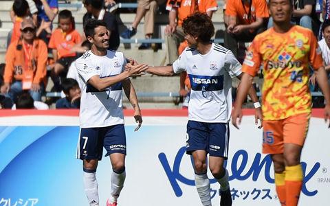 ウーゴ・ヴィエイラが公式戦2試合連続の2得点…横浜FMが敵地で清水を下す