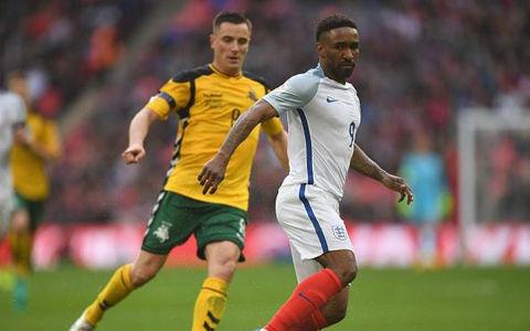 イングランド、3年ぶり代表復帰のデフォー弾などで勝利…F組首位をキープ
