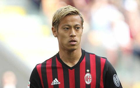 本田獲得に「J複数クラブが興味」候補に神戸、鳥栖など…ミラン関係者明言