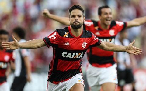 南米予選首位のブラジル、代表メンバー23名を発表…好調の32歳ジエゴが招集リスト入り