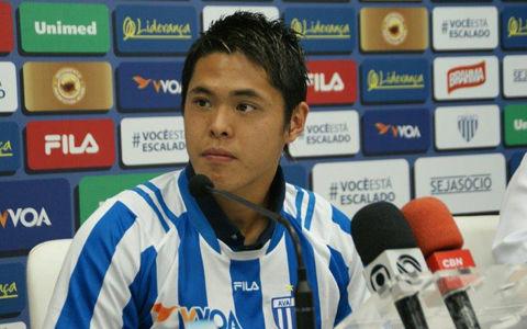 フロンターレ下部組織出身、東城利哉…ブラジル1部リーグでデビュー目前