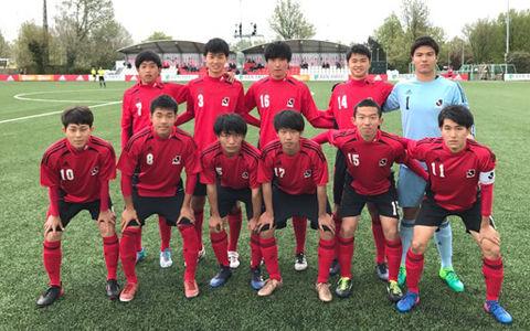 ビッグクラブがズラリ…U-17J選抜がオランダ開催のカップ戦で3位に