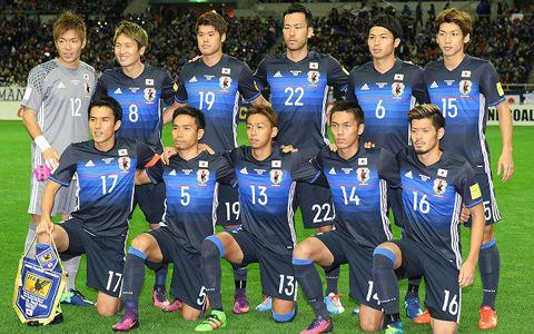 W杯アジア最終予選…日本代表対UAE、先発メンバー発表
