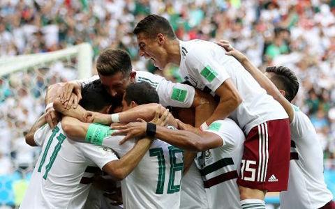 メキシコ、韓国撃破で2連勝…エルナンデスが代表最多50点目をマーク!