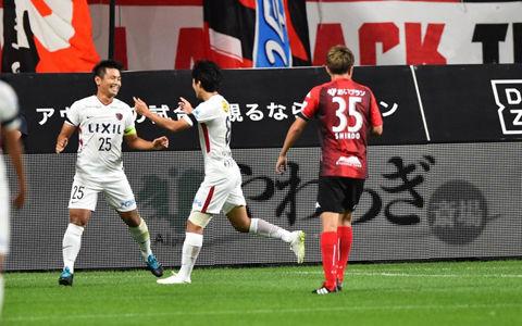 鹿島、連勝で4位浮上…鈴木優磨がキャリアハイのシーズン二桁ゴールに到達