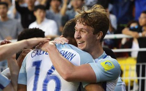 イングランドがU-20W杯初優勝!後半猛攻のベネズエラは一歩及ばず