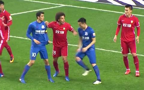 ヴィツェル踏みつけでクラブから厳罰を下されていた選手、さらに協会からは半年間の出場停止と罰金処分