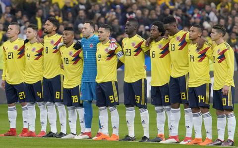 「日本戦は決勝のつもりで」…コロンビア代表MF、W杯初戦で激突する西野ジャパンを警戒