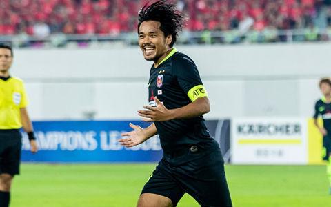 浦和が興梠の一撃で広州恒大を撃破! 2戦合計3-0で2年ぶりACL決勝進出、アル・ヒラルと激突へ
