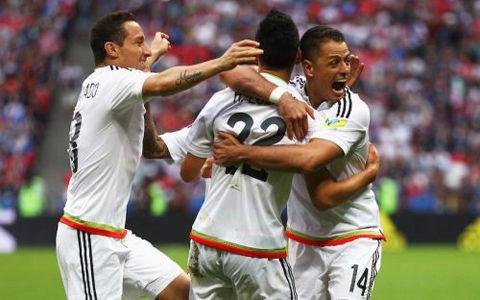 開催国ロシアはグループステージ敗退…メキシコが逆転勝利で準決勝進出