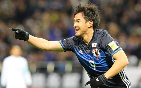 日本、4発快勝でW杯出場へ前進! 香川、岡崎、久保、吉田がゴール…川島はPK阻止
