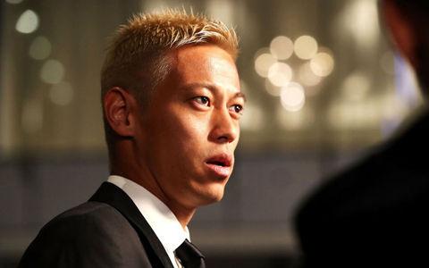 """本田圭佑、""""俺流スタイル""""の継続を宣言 「この先もずっと痛いヤツであり続けたい」"""