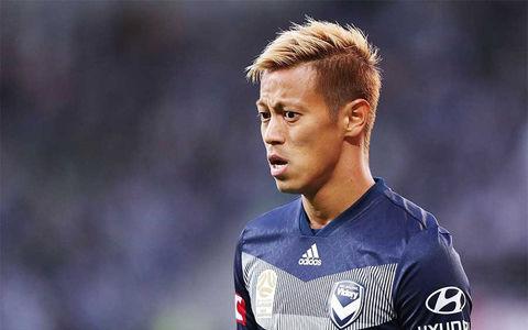"""本田圭佑、限られた""""外国人枠""""を勝ち取る ACLの登録メンバー入り"""