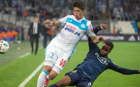 酒井宏樹、名門マルセイユでGK除く「再長時間出場」。チームはEL出場権獲得