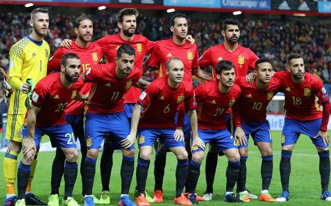 W杯予選に向けてスペイン代表発表…レアルから6人、バルサから5人