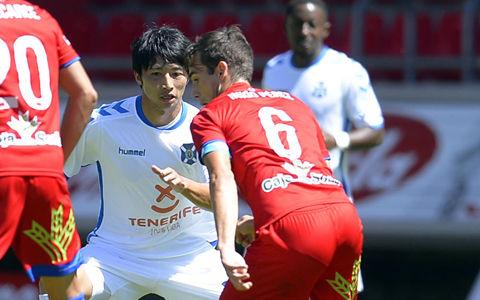 柴崎岳、3試合連続の交代出場も見せ場なし…テネリフェはあと一歩で白星逃す