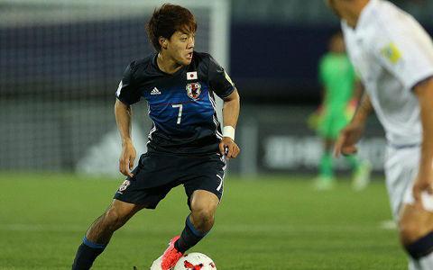 U20日本1点返した!堂安のゴールで1-2
