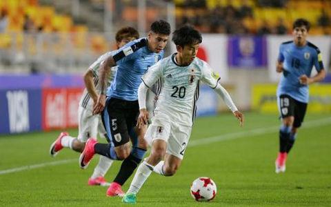 どこよりも早い採点…U20日本、ウルグアイに敗戦。エース小川航基負傷で流れ一変