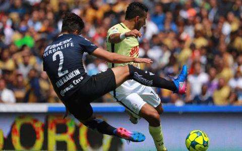 チャリティーマッチなのに逮捕者5名…メキシコで行われた親善試合が全然フレンドリーじゃなかった